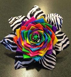 You are currently viewing here the result of your DIY Duct Tape Flowers Crafts Ideas. You will be very happy to see these diy duct tape flowers ideas. Duct Tape Projects, Duck Tape Crafts, Craft Projects, Craft Ideas, Teen Projects, School Projects, Tape Art, Cute Crafts, Diy And Crafts
