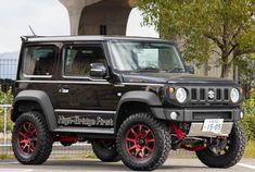 画像に含まれている可能性があるもの:屋外 Jimny 4x4, Jimny Suzuki, Kei Car, Jeep Wrangler, Offroad, Samurai, Project, Wheeling, Broncos