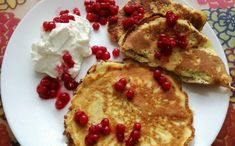 Palačinky - nízkosacharidové (low carb) Gaps Diet, Low Carb Desserts, Pancakes, French Toast, Paleo, Healthy Eating, Breakfast, Food, Law
