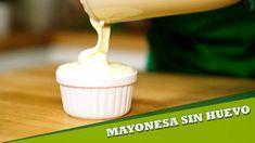 Cómo Hacer Mayonesa con Leche y sin Huevo-Javi Recetas