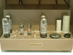 Marantz Model 8B amp.