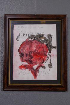 Kain Tapper, sekatekniikka, 25x19 cm - Huutokauppa Helander 04/2015 Finland, Painting, Art, Art Background, Painting Art, Kunst, Paintings, Gcse Art