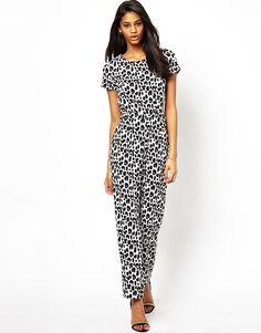 True Decadence Leopard Print Jumpsuit