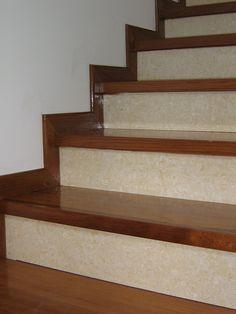 huellas de escalera de madera - Buscar con Google