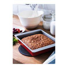 """$4.00 """"sink"""" for toy kitchen. DRÖMMAR Baking pan IKEA Non-stick Teflon®Classic coating for easy release of food."""