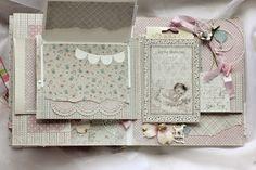 Vintage Baby Album - Maja Design