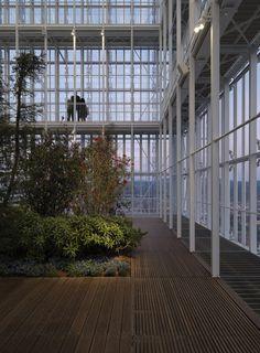 Turm von Renzo Piano in Turin / Bergspitzen in Sicht - Architektur und Architekten - News / Meldungen / Nachrichten - BauNetz.de