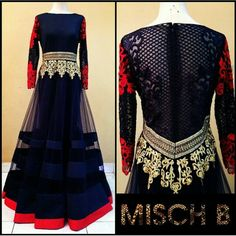 Anarkali ♥ lengha ♥ bridal lehenga ♥ Indian ♥ fusion ♥ wedding ♥ dress ♥ saree ♥ sari ♥ desi ♥ bride ♥