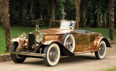1930 Rolls-Royce Phantom II by Brockman