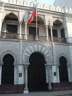 Palacio La Alhambra - Santiago de Chile. Manuel Aldunate