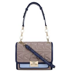 f599c3229700 Are you looking for Karl Lagerfeld women's K/KUILTED MULTI MINI HANDBAG?  Discover all the details on Karl.com. Fast delivery and secure payment.