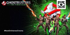 "Watch Video Game Film ""Ghostbusters: The Video Game"" on Intense Cinema. It is two years since the events of the film ""Ghostbusters"", ""Ghostbusters: The Video Game"" centers on a new recruit as he and the crew battle an ancient evil descends upon New York City."