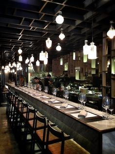 Japanese restaurant / Singapore - Dymitr Malcew