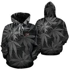 Weed Hoodies, Cool Hoodies, Sweatshirts, Tattoo Studio, 420 Clothing, Vans Shoes Fashion, Girls Wear, Black Hoodie, Warriors