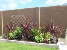 Image result for small tropical garden beds