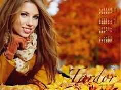 Descarrega ara el teu calendari de #tardor '14 per pantalla clàssica (4_3). #Wallpaper