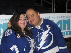 In the Lightning penalty box