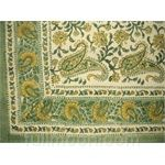 Rajasthan Paisley Tablecloth 60 x 90 Rectangle