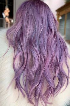 All Natural Vieve Coole Ideen von lila Ombre Haar ★ Regrow Hair Naturally It is not impossible to re Purple Ombre, Light Purple Hair, Hair Color Purple, Dark Hair, Hair Colors, Dark Purple, Lavender Hair, Lilac Hair, Blue Hair