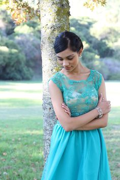 Matric dance / prom Beautiful relaxed pose