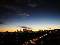Beverly Hills sunset