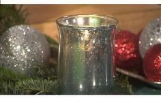 DIY: Create Mercury Glass Candle Holders - MoneySavingQueen - December 2012