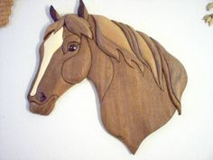 Woodworking Intarsia Horse Patterns Free
