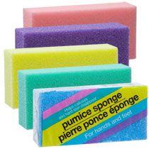 Bulk Pumice Sponges at DollarTree.com
