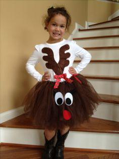 Reindeer tutu set love it!!!!