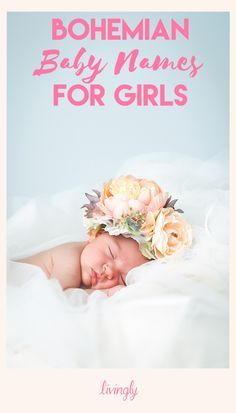 Bohemian Baby Names for Girls