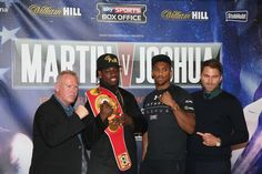 Martin v Joshua: Undercard, preview, TV schedule, odds and...: Martin v Joshua:… #JoshuavWhyte #AnthonyJoshuavsDillianWhyte #JoshuaVMartin