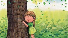 Soy Feliz - Jimmy Liao. Yup, that's me. Tree hugger.