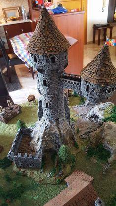 Wargame, tower