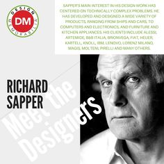 #MeetTheDesigners #DesignMemorabilia #Italy #creative #design #gift #kitchenware #kitchen #homedecor #home #RichardSapper