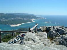 Espectaculares vistas desde Santa Tecla, A Guarda,Galicia...My. BeAutiFuL country <3