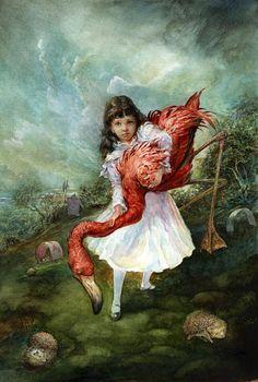 Alice in Wonderland. Omar Rayyan