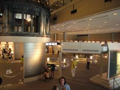 Hiroshima Peace Memorial, Memorial Museum