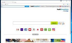 Top PC Guides - Ease Your Daily Life: Removal Guide for HowToSimplified (by MyWay) that ...