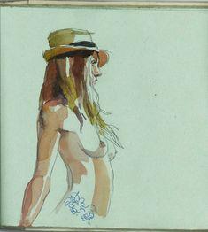 David Longo: watercolor