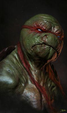 Raphael by Adnan Ali | Fan Art | 3D | CGSociety