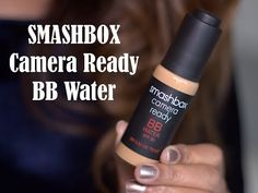 Secret Style File Smashbox Camera Ready BB Water Review