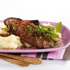 Foie de veau au vinaigre recette - Foie de veau vinaigre balsamique ...