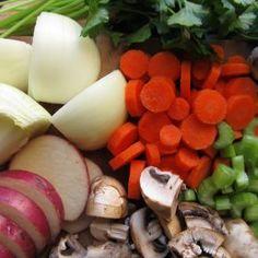 Mark Bittman's Vegetable Stock