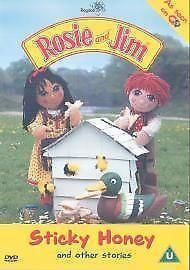Rosie and Jim Amazon Dvd, Artist At Work, My Childhood, Presents, Christmas Ornaments, Holiday Decor, Ebay, Imagination, June
