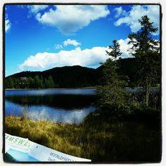 12.09.2015 - Prebersee Celestial, Mountains, Sunset, Nature, Travel, Outdoor, Outdoors, Naturaleza, Viajes