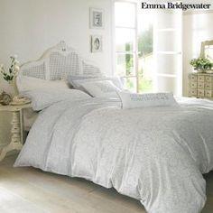 Buy Emma Bridgewater Garden Flowers Cotton Sateen Duvet Cover from the Next UK online shop