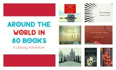 Want to travel the world, but don't really have the funds (or the time) to hop on a plane and fill up your passport? Reading books based in other countries is really the next best thing! Instead of traveling around the world in 80 days, how about reading your way through the world in 80 …