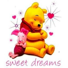 Pooh Bear n Piglet sitting on suitcase at Bus Stop w honey jar in distress gloomy ~ Disney Iron On Transfer for T-Shirt