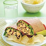 Curried Tuna Wraps R