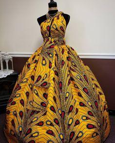 African Wedding Theme, African Wedding Attire, African Attire, African Wear, African Dress, African Style, African Weddings, African Clothes, Ankara Dress